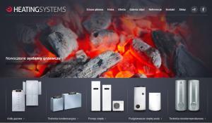 Heating Systems - nowoczesne systemy grzewcze