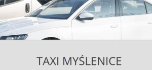 Taxi Myślenice